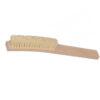 Borstel van hout met sisal