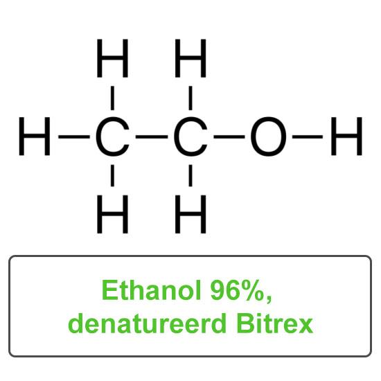 Ethanol 96% - Bitrex