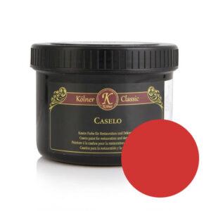 Kölner Classic Caselo: Karmijnrood / Carmine / Carmin / Carminrot