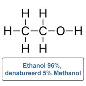 Ethanol 96% - 5% Methanol