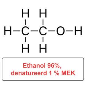 Ethanol (1% MEK)