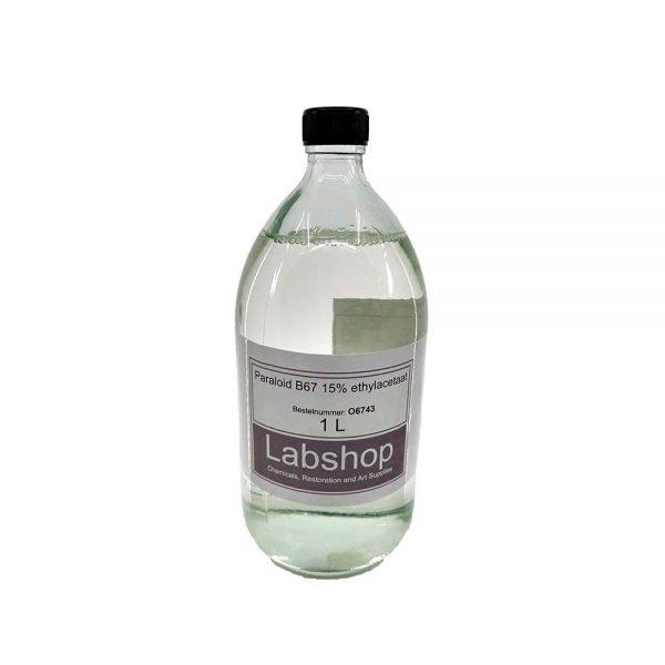 O6743-Paraloid-B67-ethylacetaat-15procent
