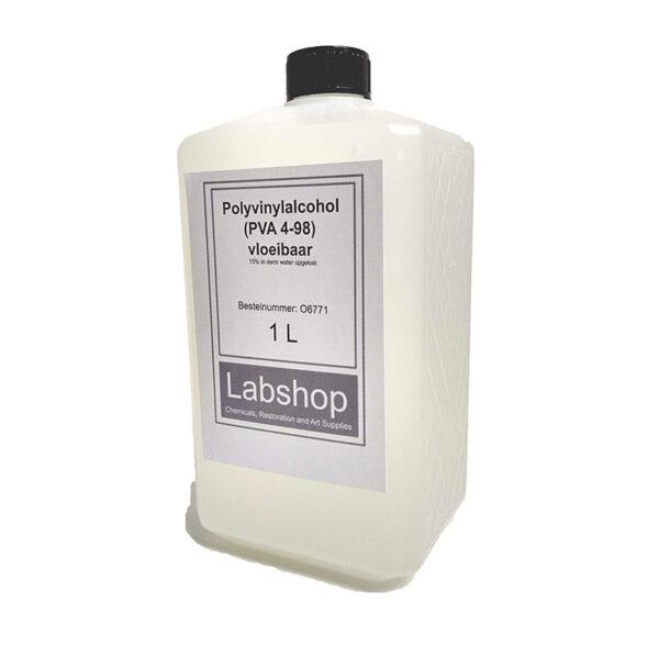 Polyvinylalcohol (PVA) vloeibaar