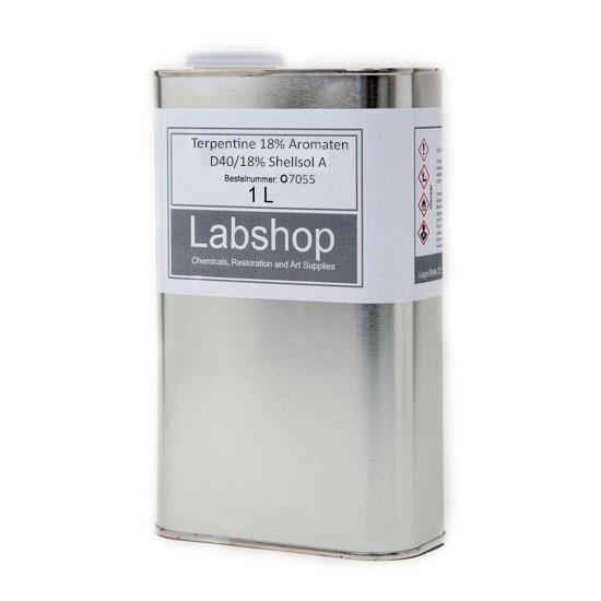 Terpentine-18 (18% aromaten)
