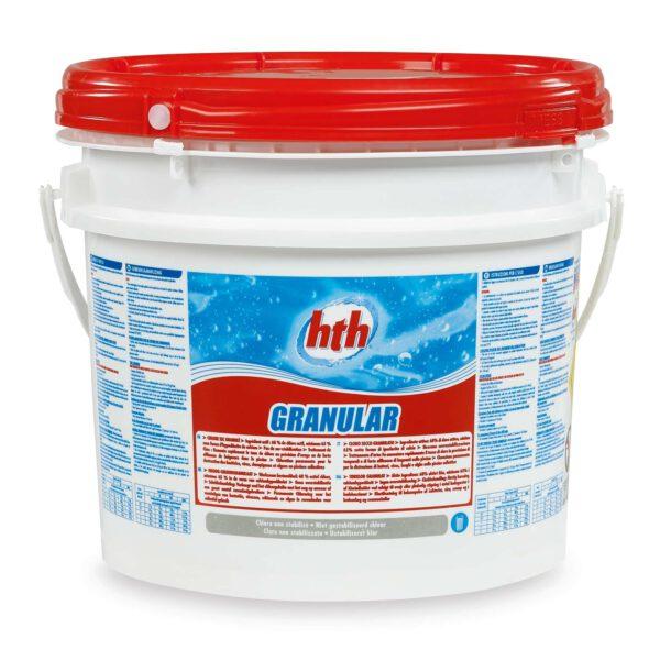 Calciumhypochloriet granulaat