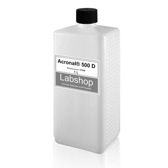 Acrylate Dispersion 500 D