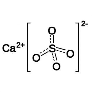 Calciumsulfaat dihydraat (gips)