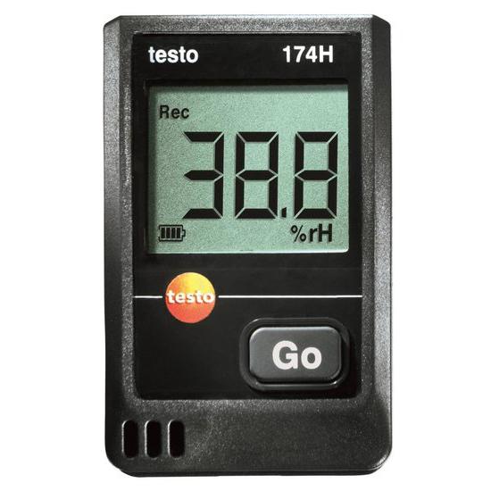 Datalogger Mini testo 174 H - Temperatuur en vocht datalogger