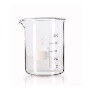 Duran bekerglas (laag model)