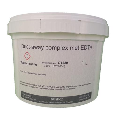 Dust-away complex met EDTA