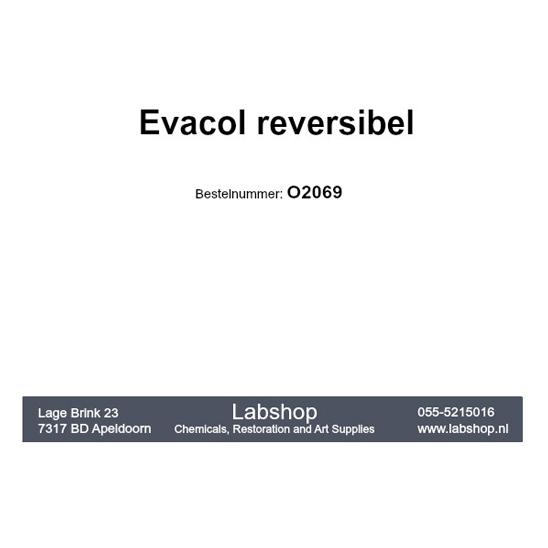 Evacol reversibel