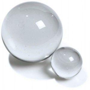 Glasmeel - kogeltjes 40-70 µ