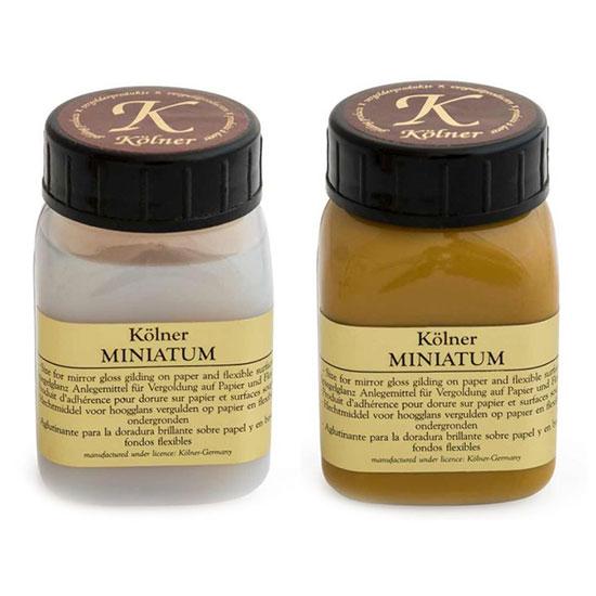 Kölner Miniatum: Blank / Clear / Clair / Klar - 50 ML