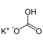 Kaliumwaterstofcarbonaat