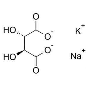 Kallium natrium tartraat tetrahydrate