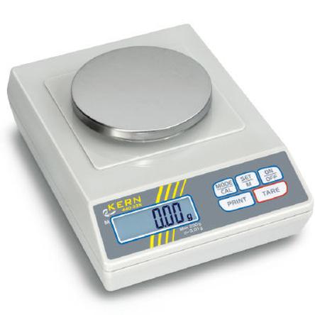 Kern Precisieweegschaal 440-35A (Bereik 600 g/ 0