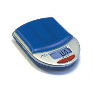 Kern TEE 150-1 elektronische zakweegschaal 150g 0