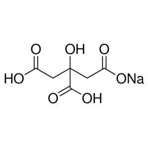Natriumcitraat