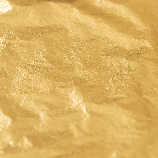 Noris 8x8cm 25 Vel - Reines/Zuiver Gold 3-Fach Stark - 24 Karat - TRANSFER Bladgoud In Boekje