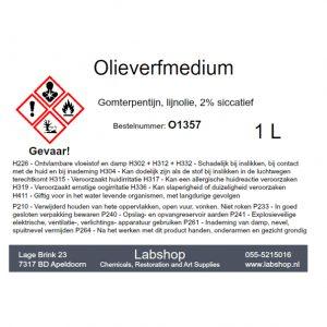 Olieverfmedium