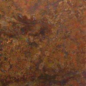 Patina op basis van koper(II)nitraat