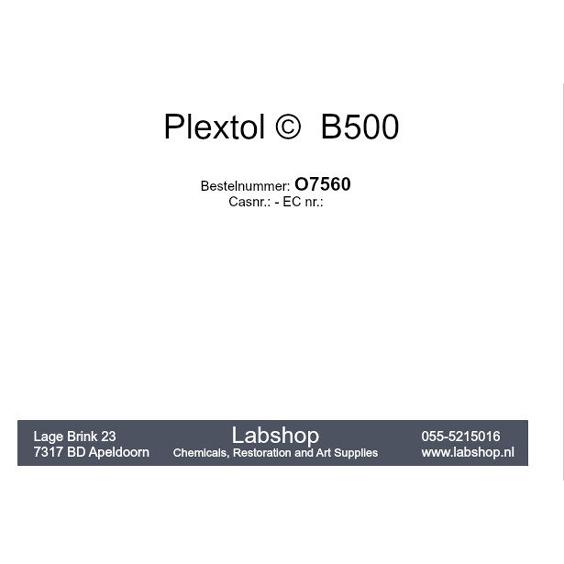 Plextol© B500
