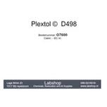 Plextol© D498