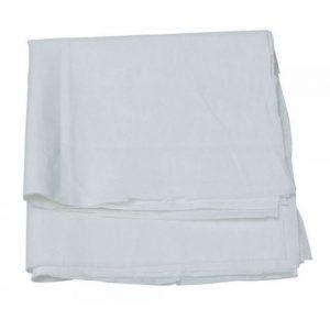 Pluisvrije poetsdoeken gemaakt van fijn garen - 50-delige set
