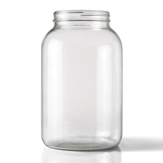 Pot - glas blank
