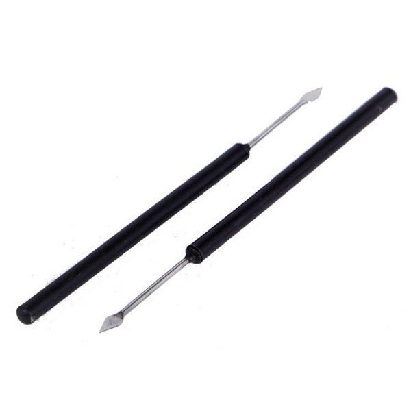Prepareernaald met lancetvormige punt - 14 cm