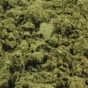Raw Umber - groenachtig