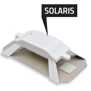 Solaris LED verlichting bij L-TRAP vallen