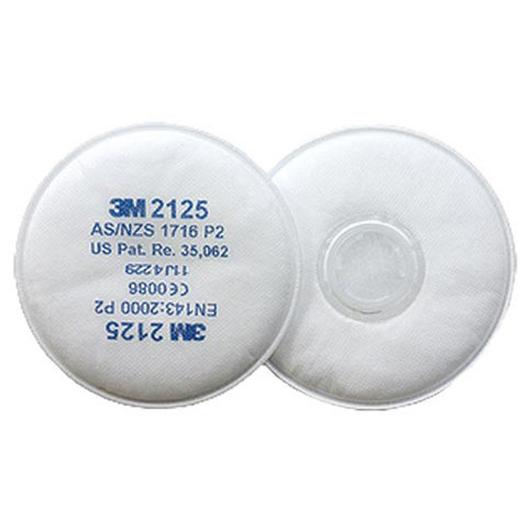 Stoffilter P2 voor halfgelaatsmasker