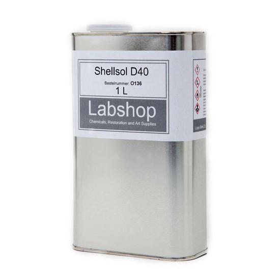 Terpentine aromaatvrij (Shellsol D40)