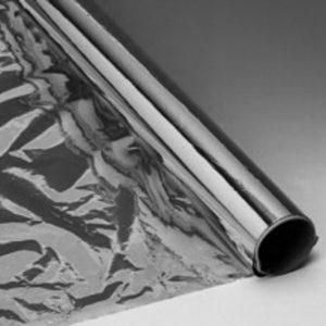 Tinfolie 25 µ - breedte 50cm