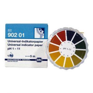 pH-Universeel indicator papier 1-11