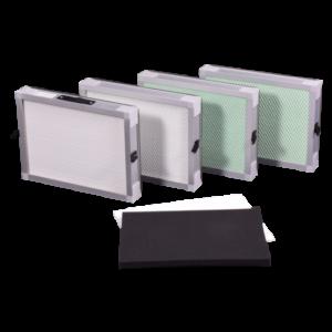 Filter set Labshop portable luchtafzuigsysteem versie 2