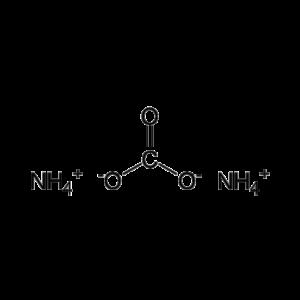 Ammoniumcarbonaat