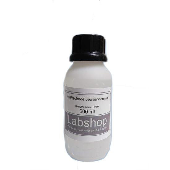 pH electrode bewaarvloeistof