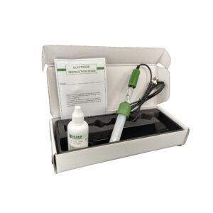 Digitale-Oppervlakte-pH-meter