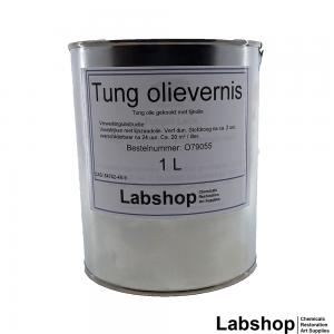 Tung olievernis - O79055 - 1000 ML