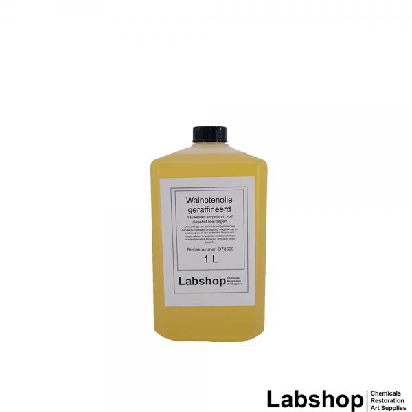 Walnotenolie geraffineerd - O73500