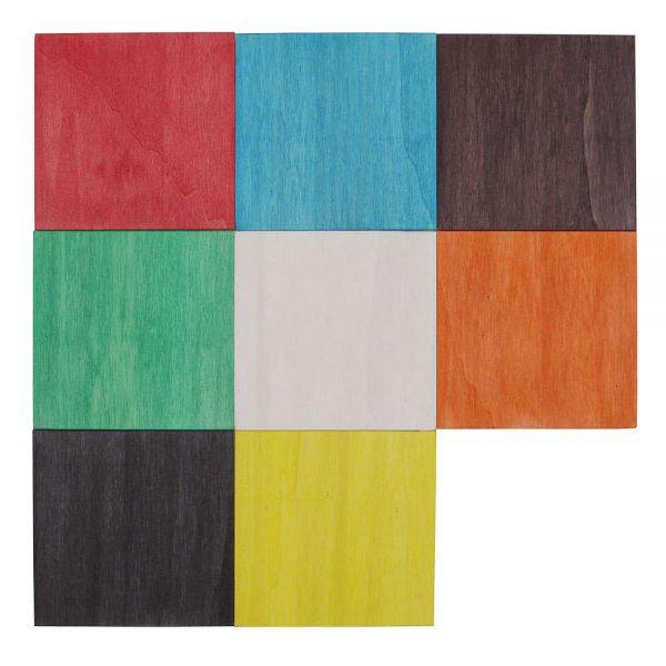 kleurassortiment 8 delig kleuren