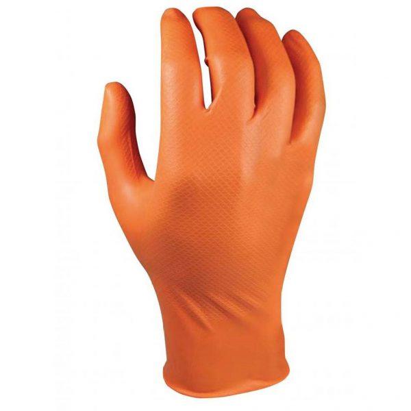 pro clean grip line oranje maat 8