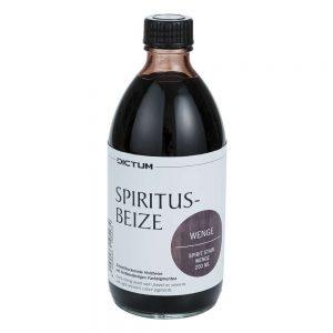 spiritusbeits wenge 250 ml fles