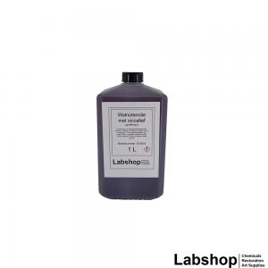 walnotenolie met siccatief - O73510