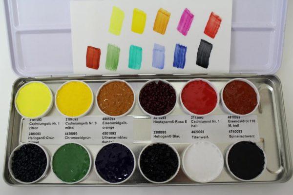 Color chips-K14910